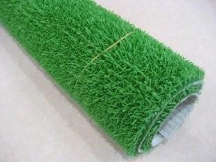 Искусственный газон: укладка и склеивание полотен